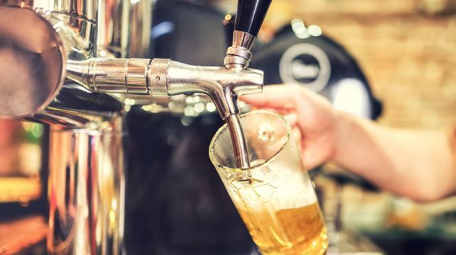 Piteå Stadshotell - öl och whiskeymässa