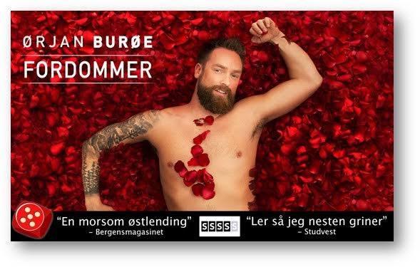 Ørjan Burøe - Fordommer