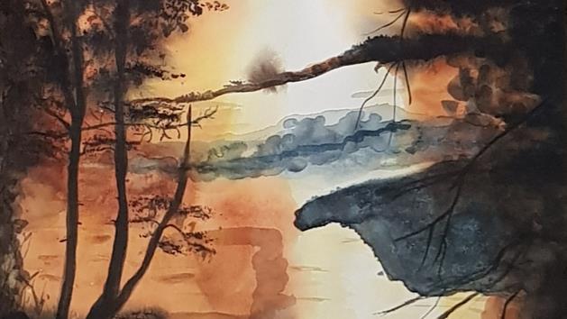 Konstutställning Roka Kvarn