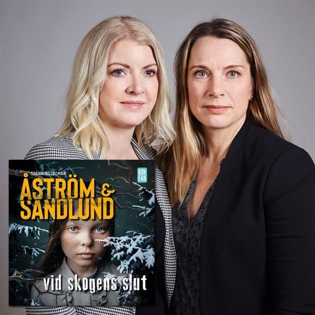 Sara Åström och Anettte Sandlund
