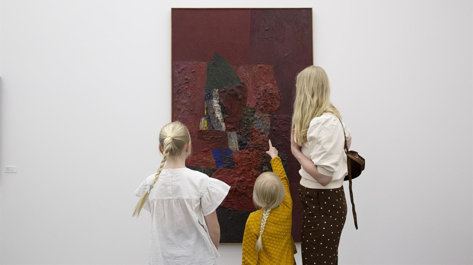 Banebrytende norsk samtidskunst hos Trondheim Kunstmuseum