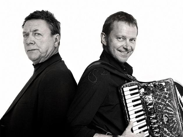 Allan Edwall och Bengan Janson