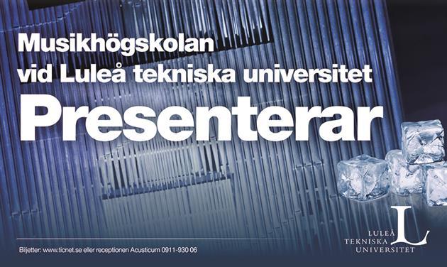 banner musikhögskolan presenterar orgel 950x567