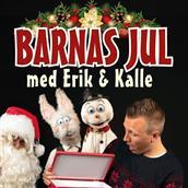 Barnas jul med Erik og Kalle