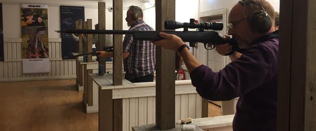 The shooting range cinema, Fritid och Vildmark