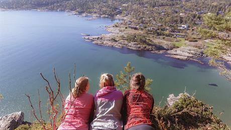 kyststien bamble kart Turopplevelser i Bamble   Turopplevelser   Aktiviteter   Visit  kyststien bamble kart