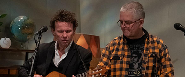 Bo Kasper Sundström och Mats Shubert