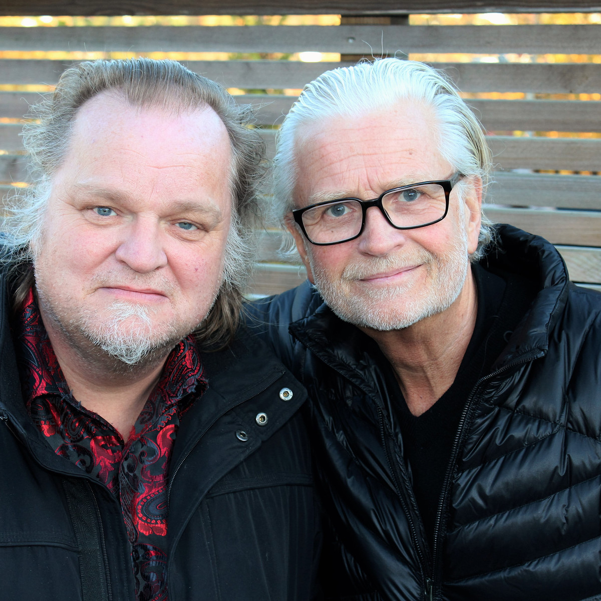 Blå Koral:Knut Reiersrud og Iver Kleive