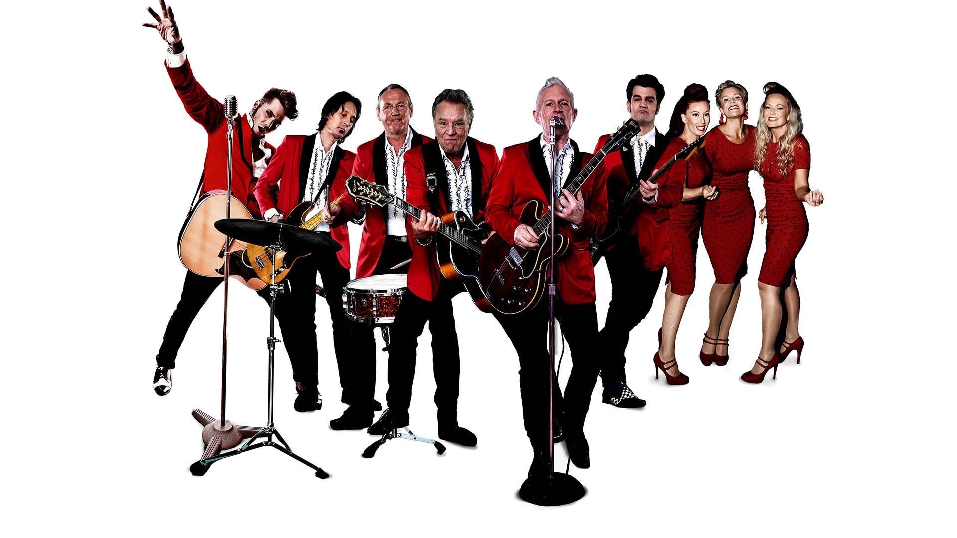 The Boppers, Brolle & Rockabilly Fabulos - Christmas Rock n roll show