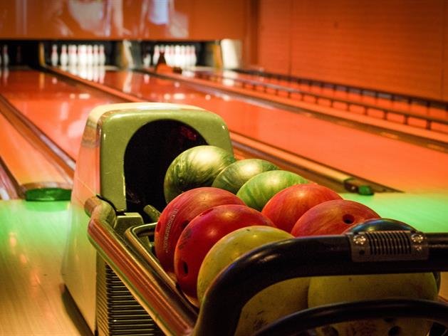 Sports holiday Fun with Bowling