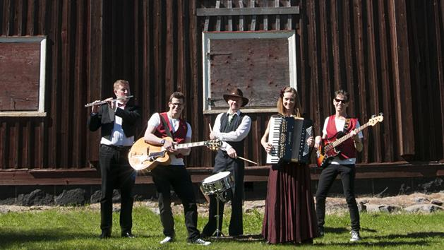 Trivselkonsert med Bugarikvintetten