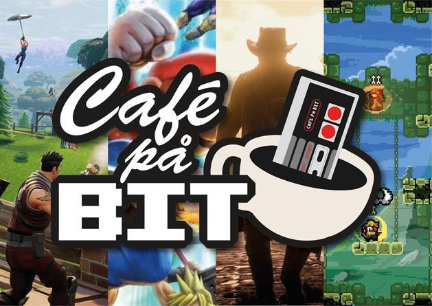 Café on bit