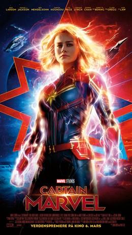 Captain Marvel (2D)