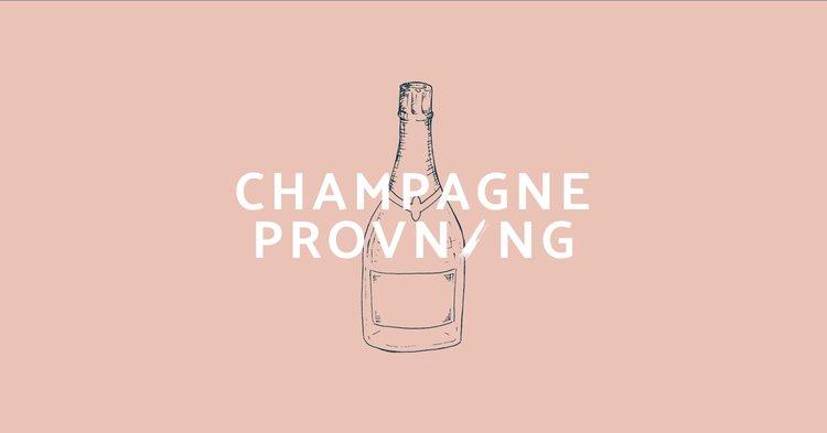 Champagneprovning Ångbryggeriet