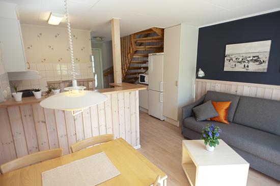 Apelvikens bekväma Comfort lägenheter passar utmärkt för både konferens och privata vistelser