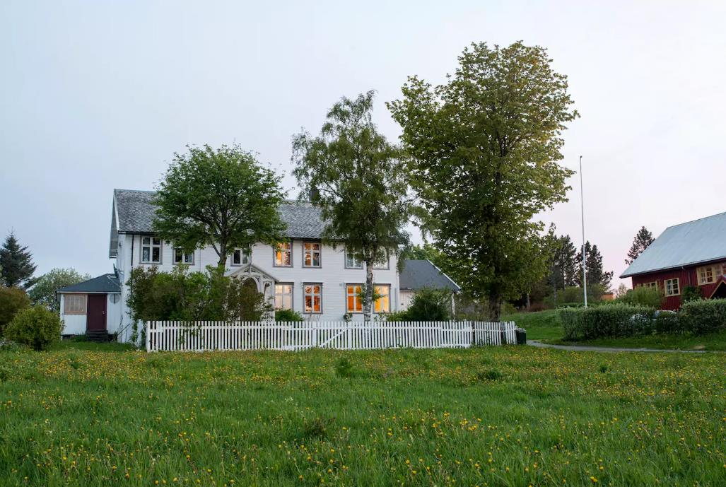 House in Flatanger - Accommodation