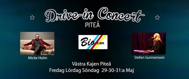 Drive-in Concert bild