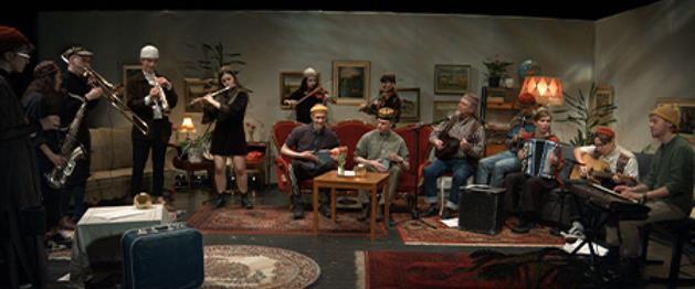 Framnäs folklore ensemble