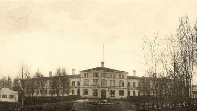 Furunäsets Hospital och Asyl
