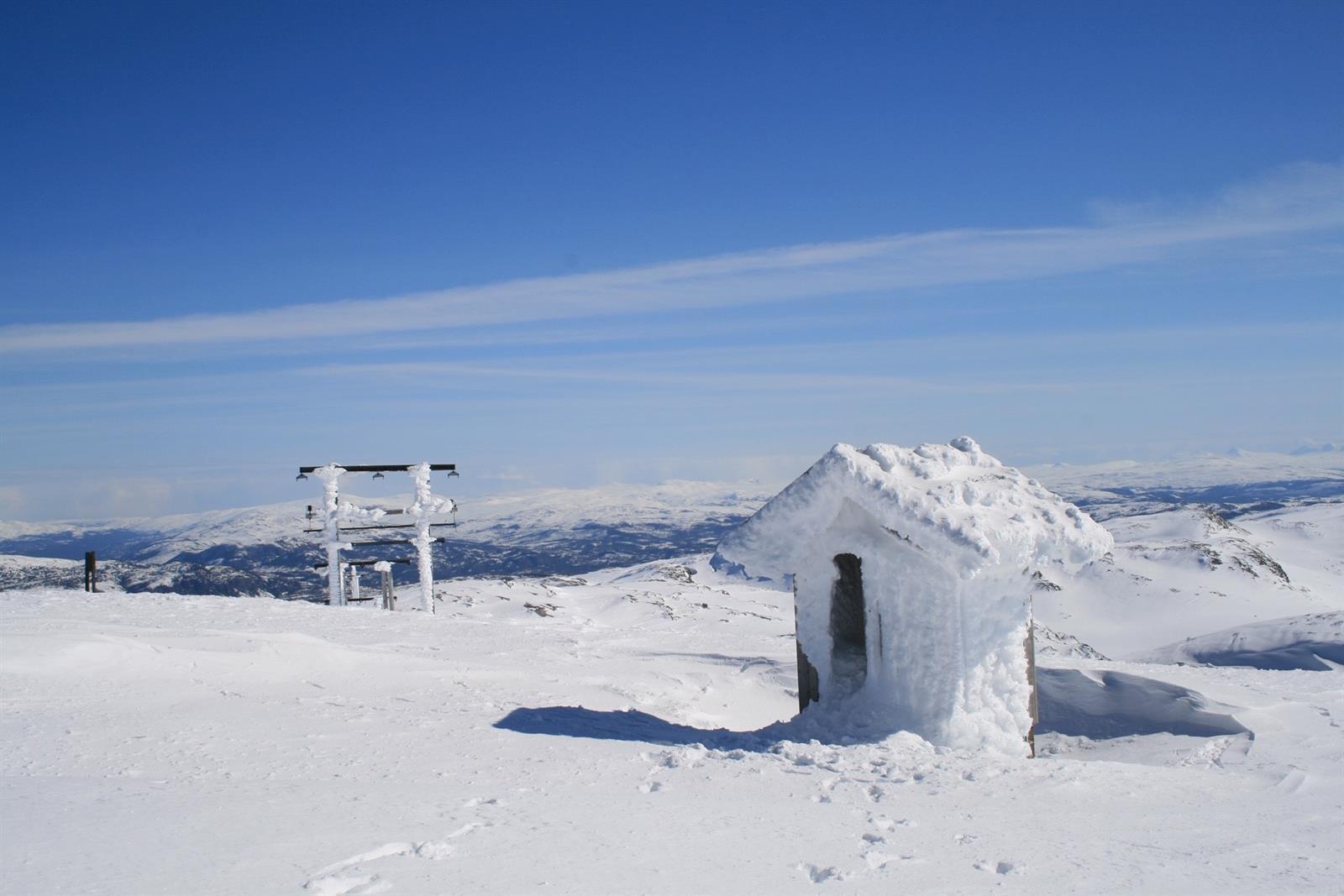 Turforslag: Geitfjellet /Aejrienvaerie 872 moh.