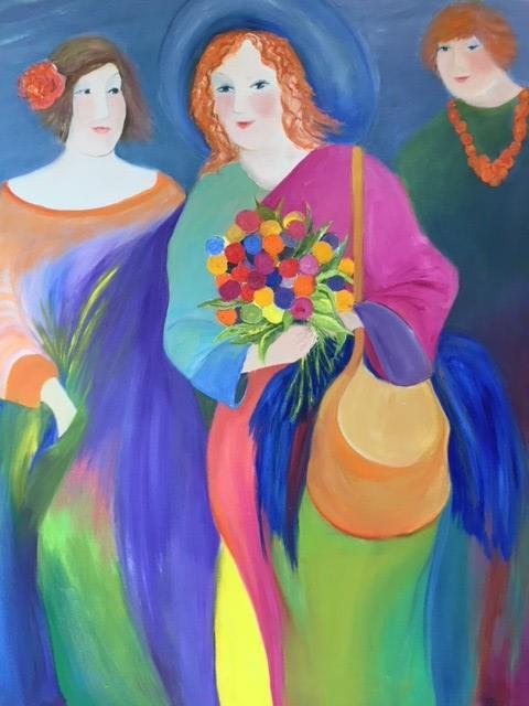 Målningar - Rosa Ekelund