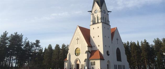Hortlax kyrka, Isabella Björkman