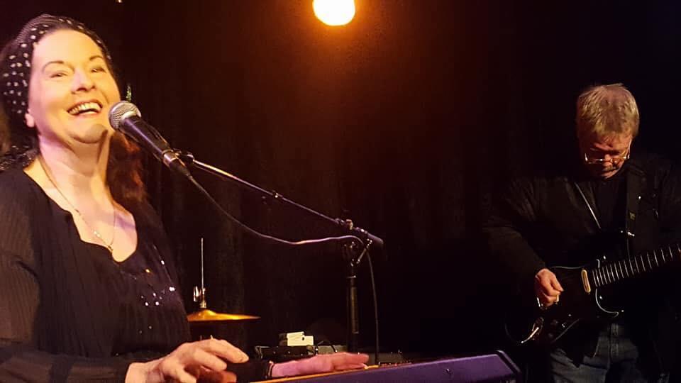Rock,n Roll kveld med Linda Gail Lewis / Billy Bremner med band