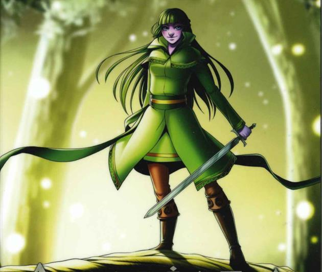 Teckna Manga med Gabrielle