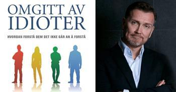 Omgitt av idioter - Thomas Erikson