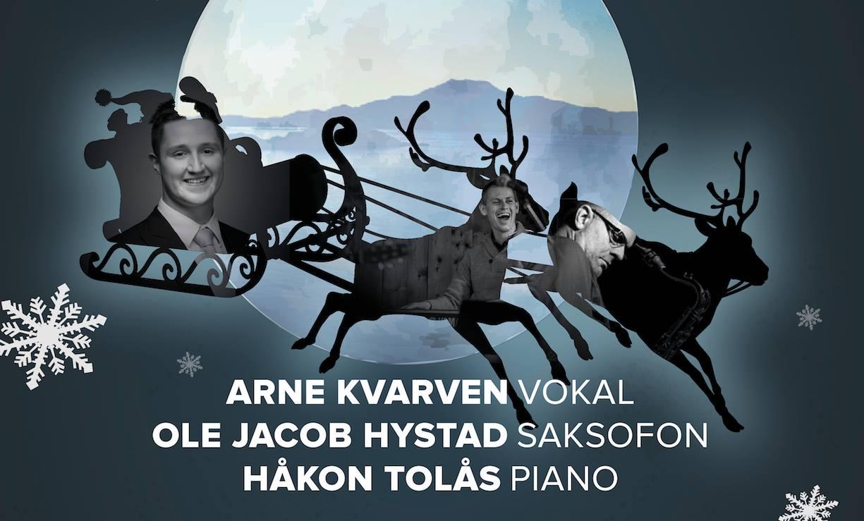 Intimkonsert med  Kvarven/Hystad/Tolås