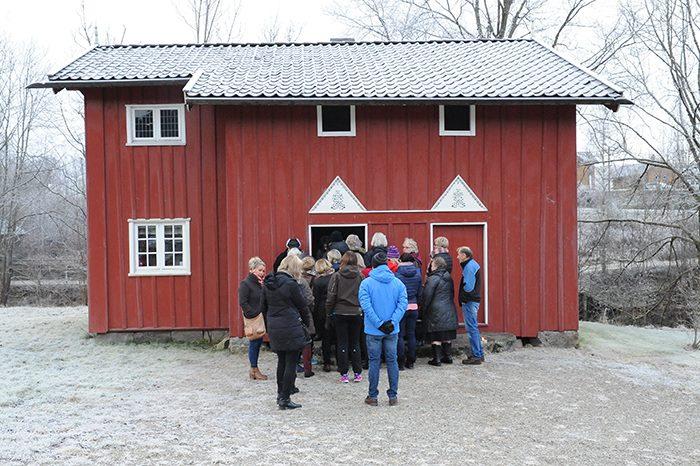 Julesalsmesse på Bø Museum