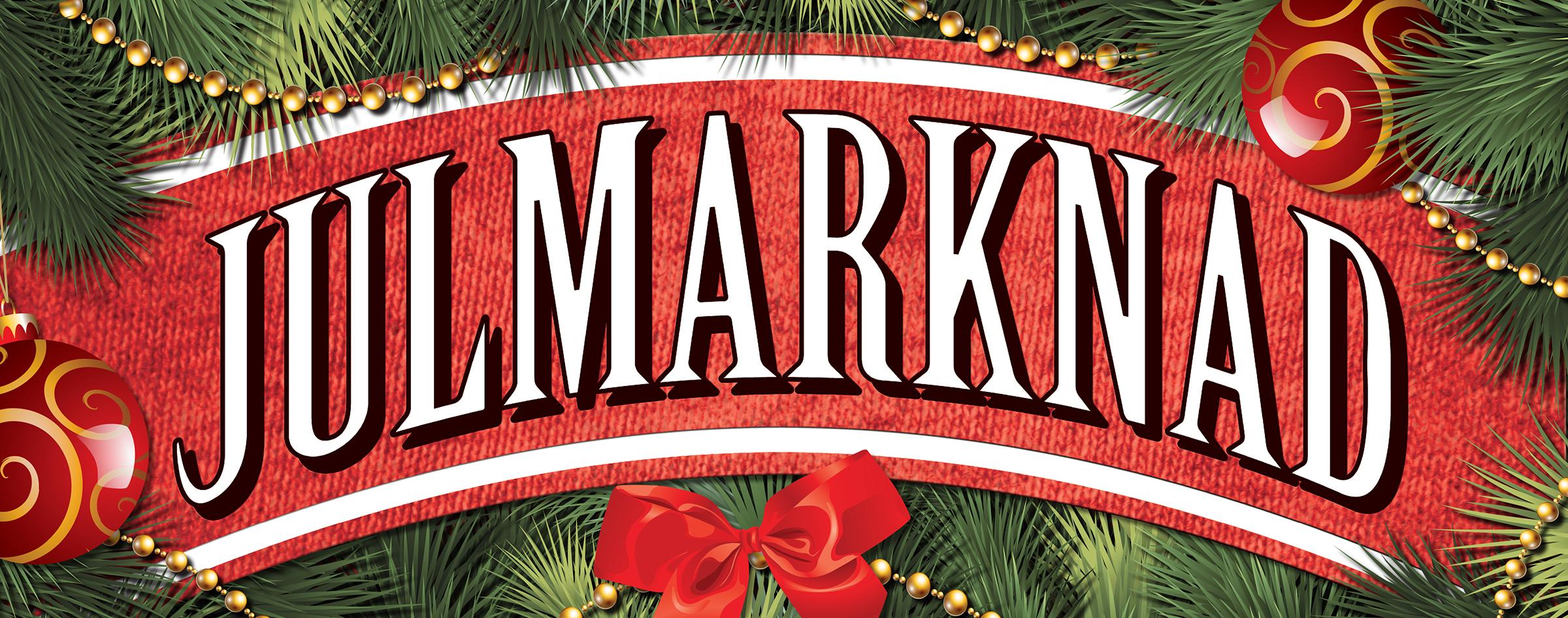 Julmarknad-banner