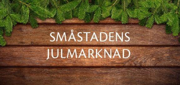 Christmas market in Småstaden