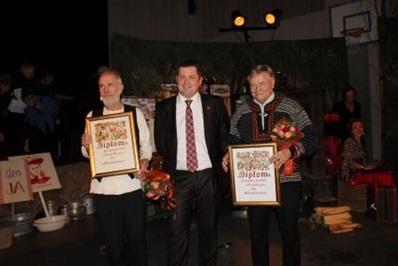 Kulturprisvinnarar 2013