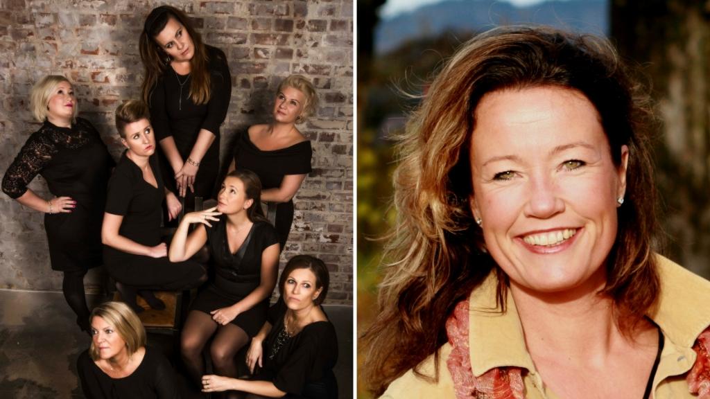 Lørdagsspeilet: Vokalgruppa Vun og Marit Stampe