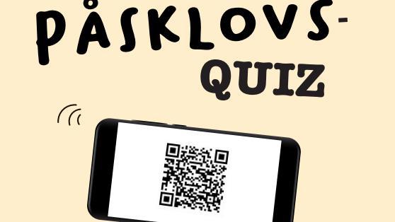 påsklovs quiz, Sjulnäsbibliotek