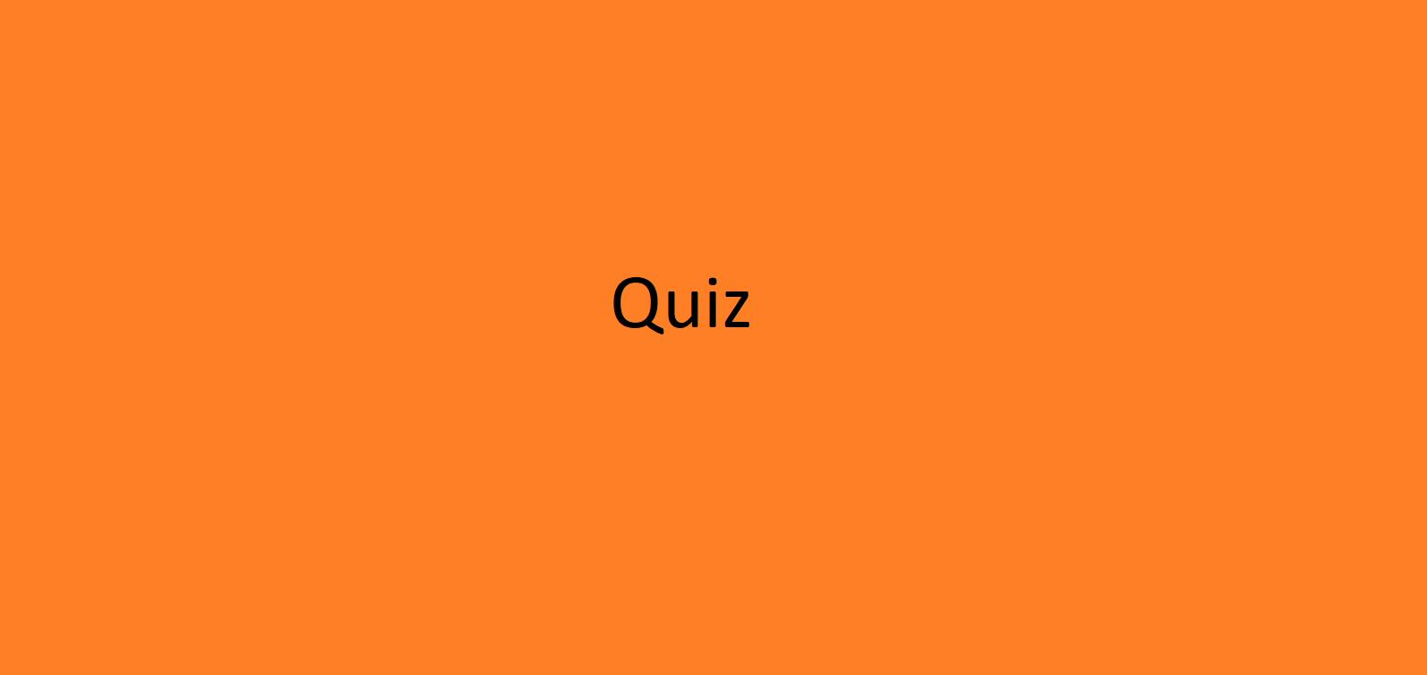 Quiz med Bardur Einarsson
