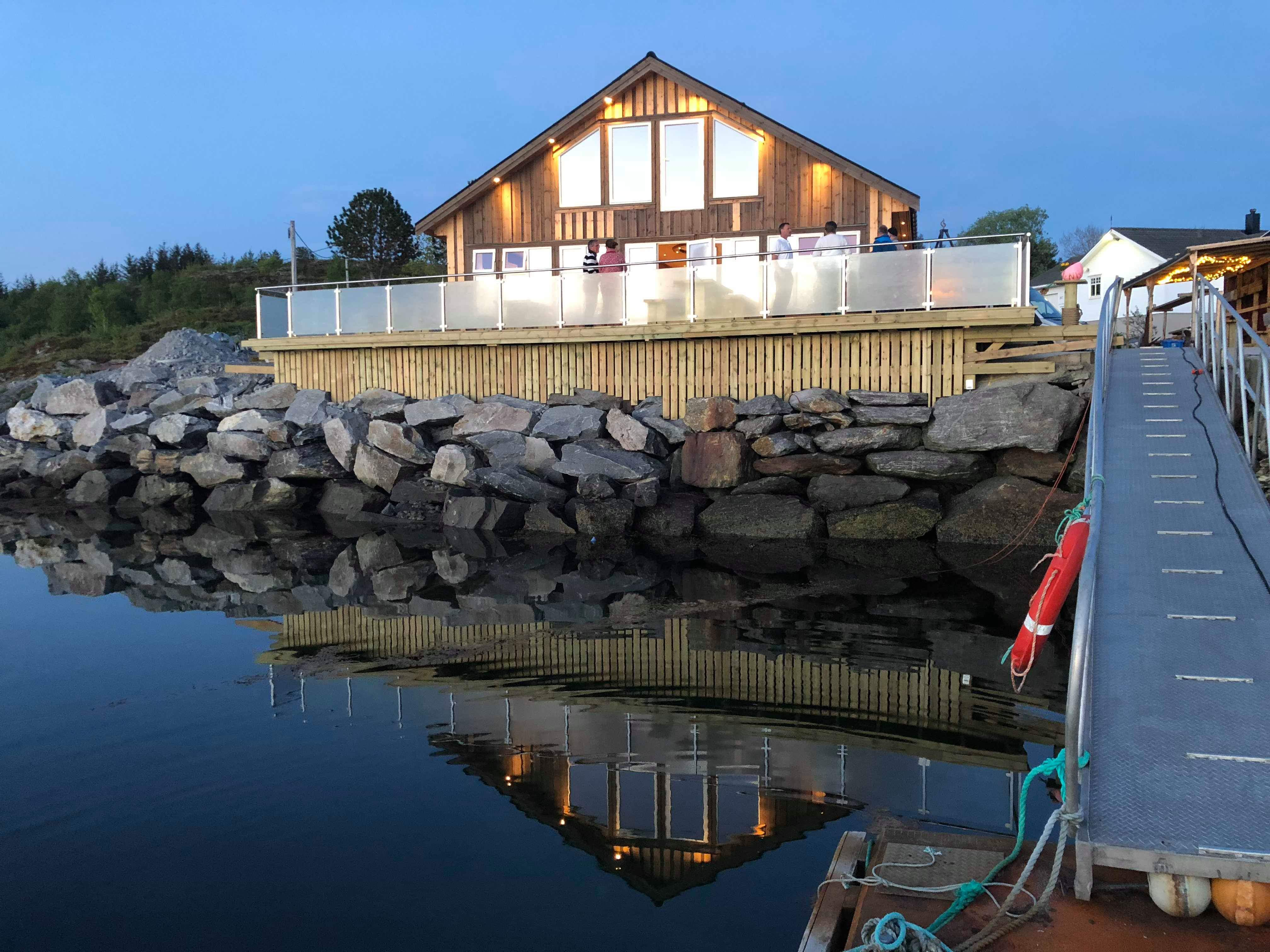 Sørensen Brygge - Nærøysund Rafting