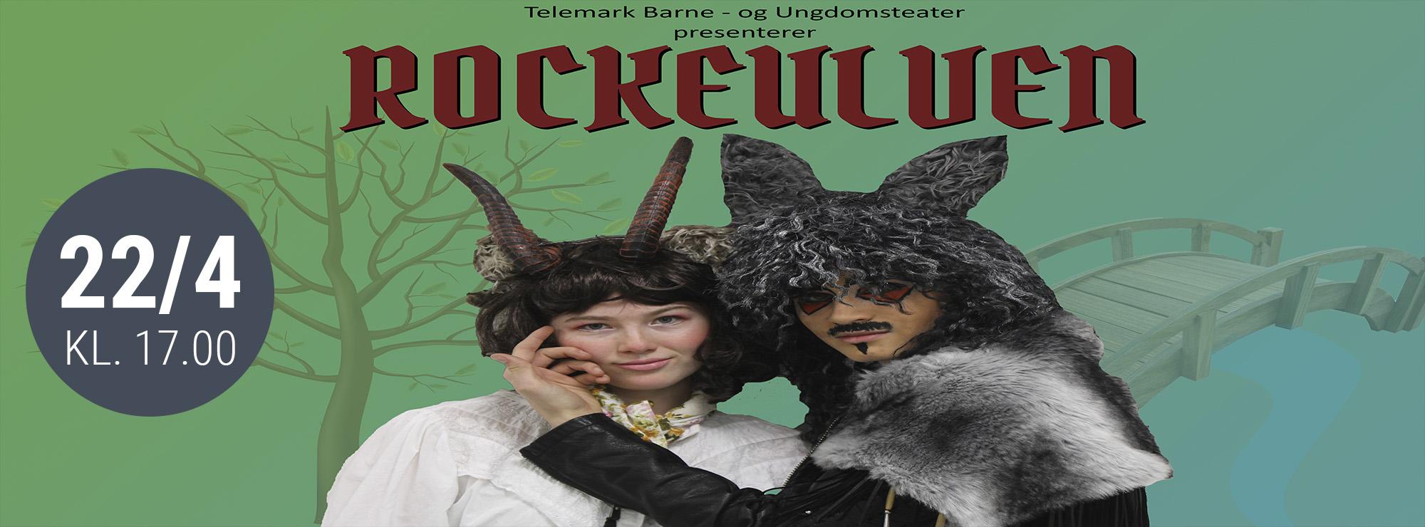Rockeulven: Telemark Barne- og Ungdomsteater