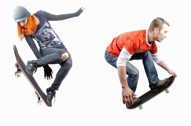 Kom och träna Skate med Kalle Granberg och Pontus Hjelmdahl
