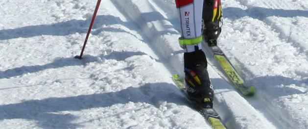 Ski trails