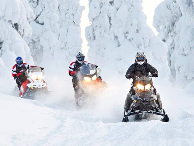 Snowmobilecafé