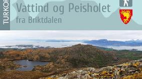 Turforslag: Vattind  418 moh og Peishole
