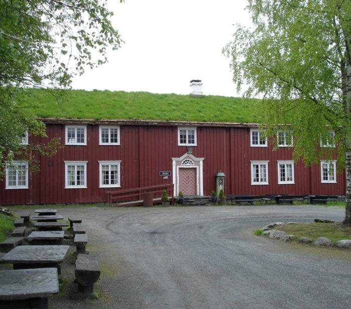 The Folk Museum at Stiklestad National Cultural Centre