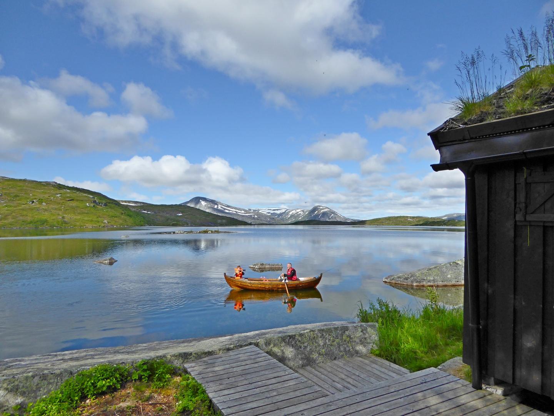 Storgåsvassbua (Namskogan Fjellstyre)