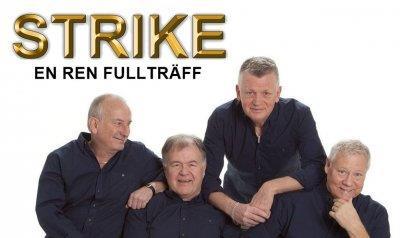 strike m logga