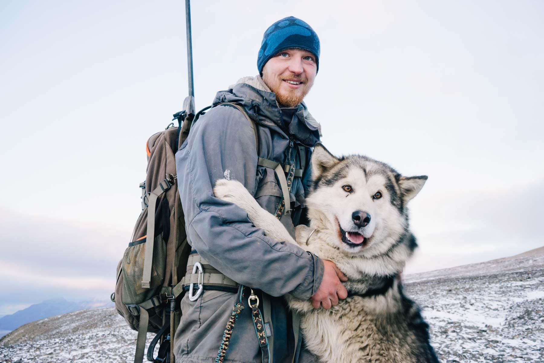 Mountain Hike 1 - Polardogs Svalbard