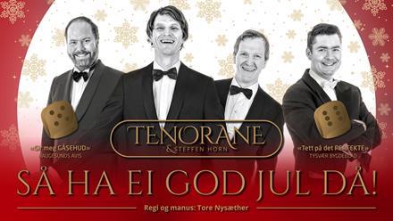 Tenorane og Steffen Horn - Så ha ei god jul då!