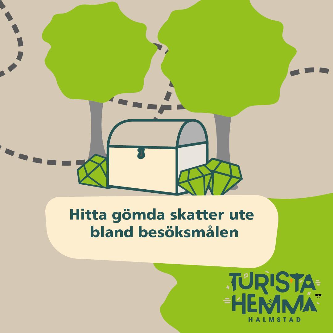 Turista Hemma-skattjakt!