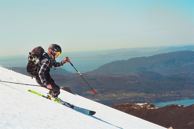 Ski & Sail til Rosendal